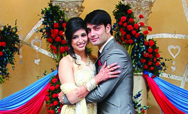 Vivian dsena and vahbbiz dorabjee in pyar ki ek kahani
