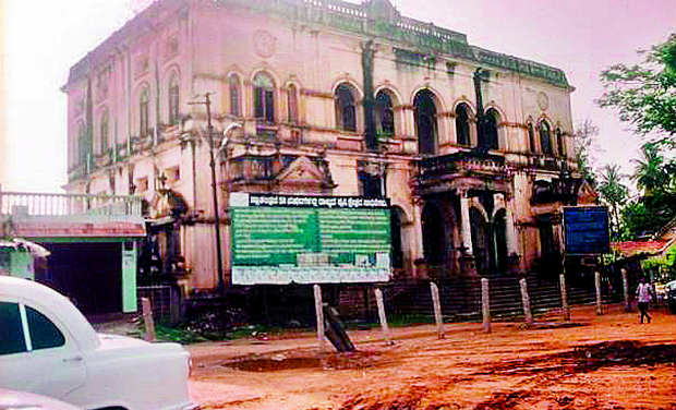 bungalow of mysore diwan gets facelift