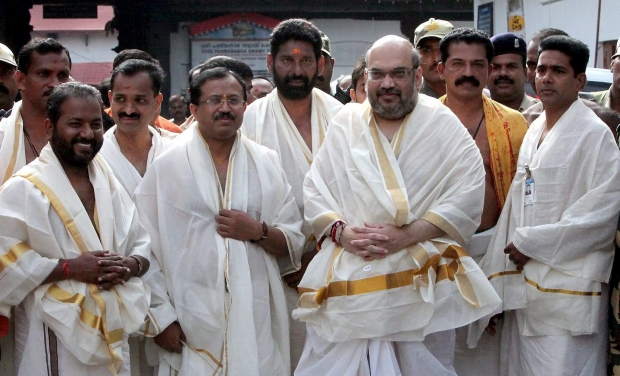 Image result for Amit Shah to fix cadre, leadership issues in A.P.,