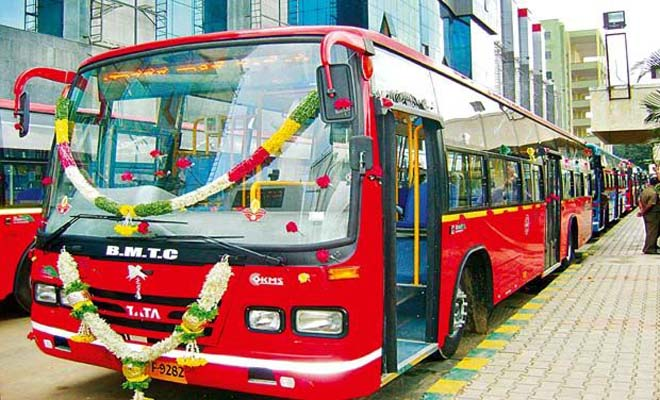 BMTC is planning to move towards privatisation to cut its operational losses