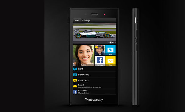 BlackBerry aims to reverse emerging market slump with budget handset