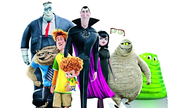 Movie Review Hotel Transylvania 2 Once Upon A Time In