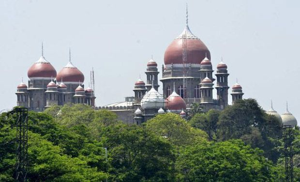 Hyderabad High Court. (Photo: DC/File)
