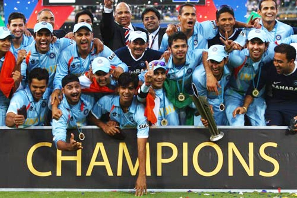 ICC World T20 2007 schedule live scores and results