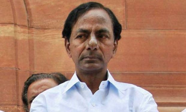 K Chandrasekhar Rao. (Photo: DC archives)
