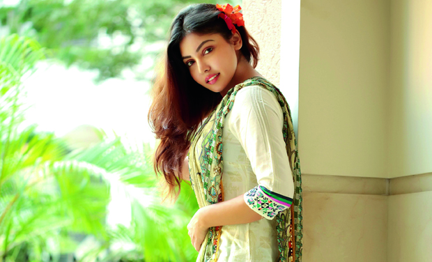 Actress Komal Jha    (Photo: DC)