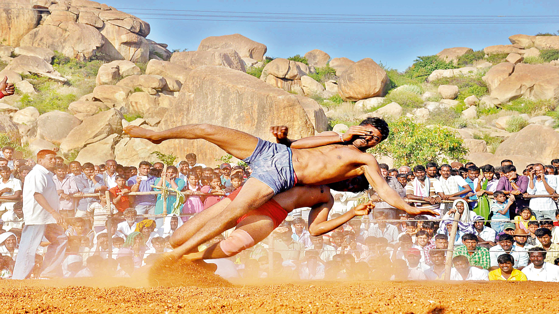 indian Kushti