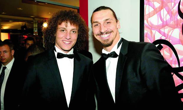 Image result for Zlatan Ibrahimovic luiz