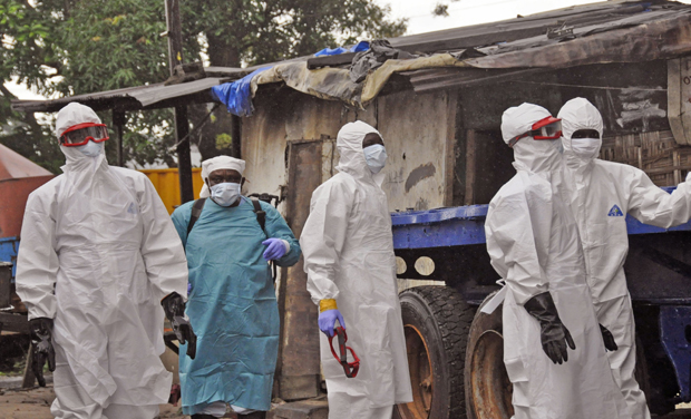 the strike of the ebola virus At least 20 people have died as the ebola virus struck the democratic republic of  congo again.
