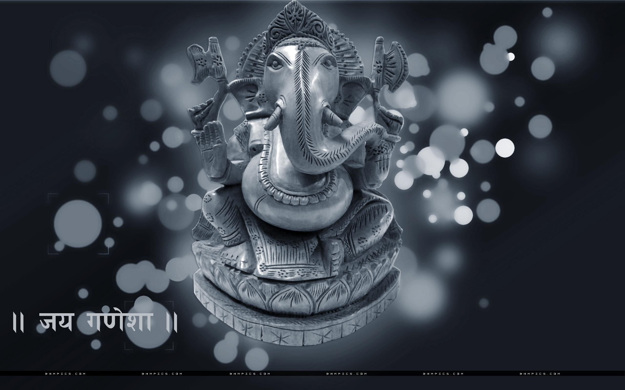 lord ganesha wallpaper computer background - photo #43