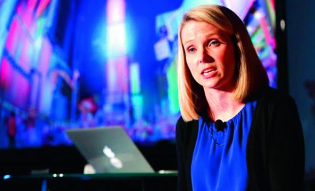 <b>Marissa Mayer</b> is the President and CEO of Yahoo! She was one of the first recruits in Google (recruit number 20 to be exact), when the company was still in it's budding stages. She was a key member of the Google team, before being whisked