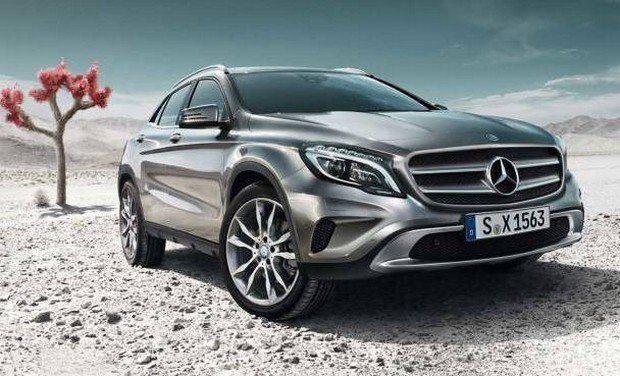 Mercedes benz eyes suv segment launches gla class in india for Mercedes benz gla 300