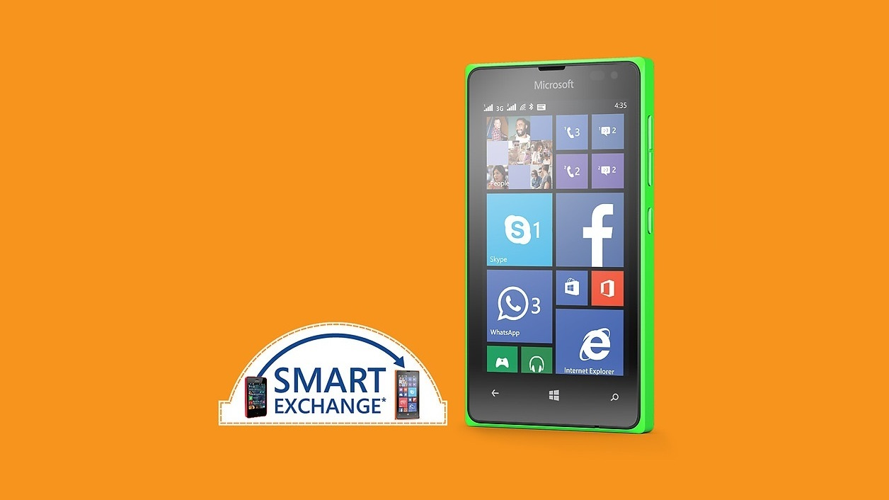 Microsoft Offers Discounts For Existing Asha Consumers In Exchange Of Lumia  435