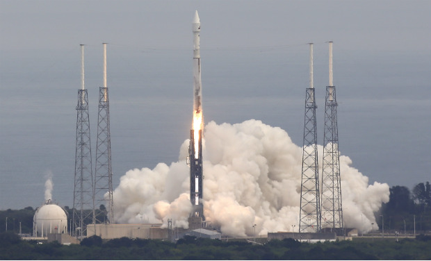 Nasa launches spacecraft to study mars atmosphere cape for Nasa air study