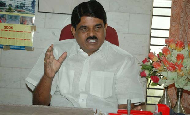 Andhra Pradesh Information Technology Minister Palle Raghunatha Reddy (Photo: PTI/File)