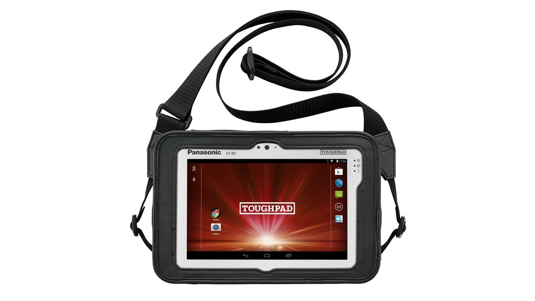 Panasonic Launches A Rugged Tablet FZ B2 With Replaceable Battery Option
