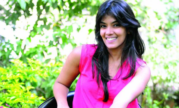 Pooja Sampath, executive producer, Centerstage