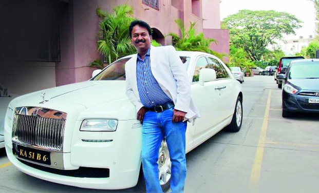 Businessman Ramesh Babu