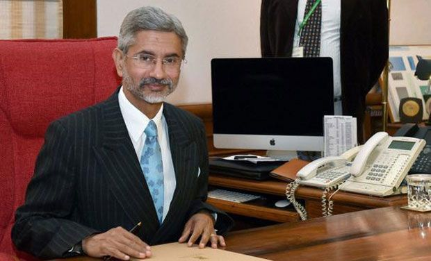 India's Foreign Secretary S. Jaishankar (Photo: PTI)