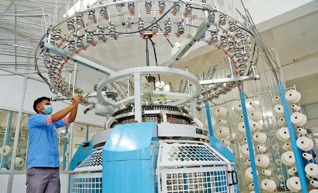 Knitting Units In Tirupur : Tirupur emerges knitwear capital