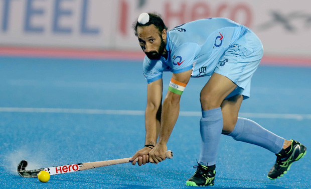 If coach is replaced, players face difficulty, admits ... Indian Hockey Players Sardar Singh