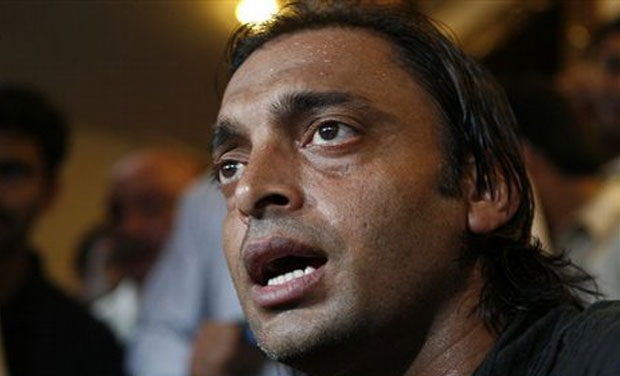 Shoaib Akhtar Continues To Deny His 'secret' Marriage To A