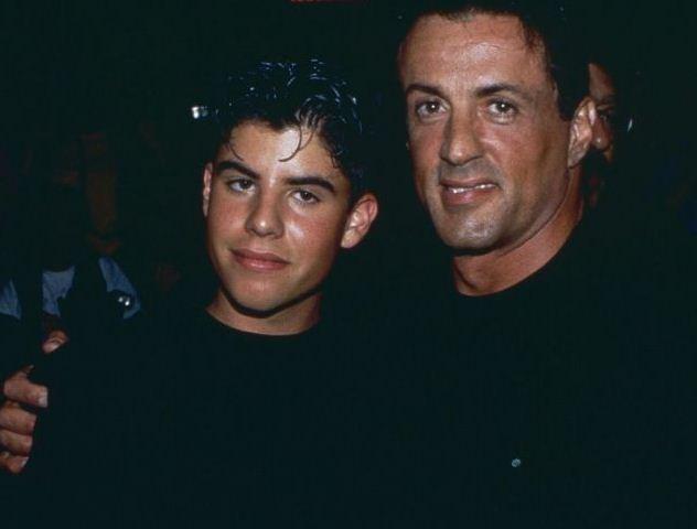 Sylvester Stallone sen...