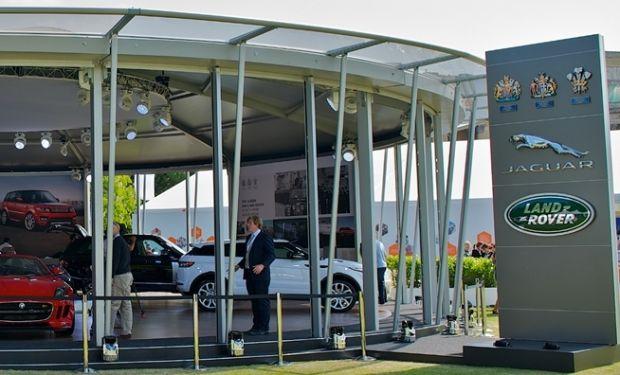 Jlr to assemble range rover evoque at pune plant for Tata motors range rover