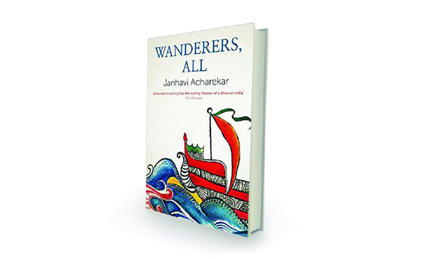 Wanderers, All, by Janhavi Acharekar