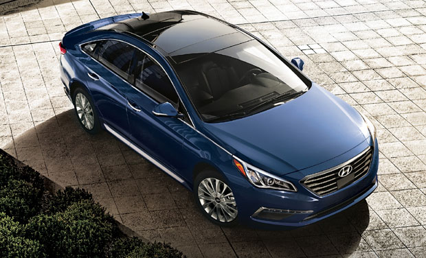 The 2015 Hyundai Sonata