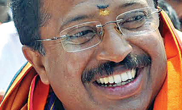 Hate speech rss not pleased by muraleedharan jibe for V muraleedharan bjp