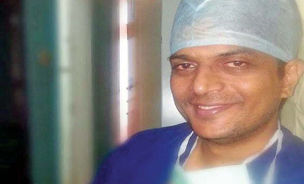 Dr Varghese Panicker, cardiac surgeon, Sree Chitra Institute of Medical Science and Technology