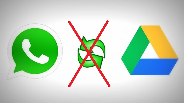 how to get whatsapp backup file from google drive