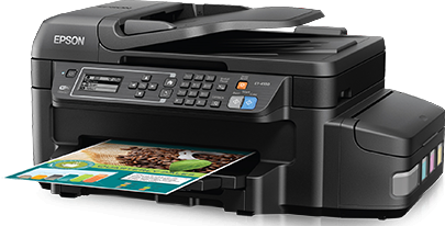 These printers from Epson can print for two years without refillss