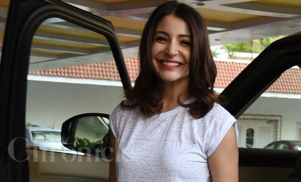 Anushka Sharma finds a perfect fit in the producer's shoes