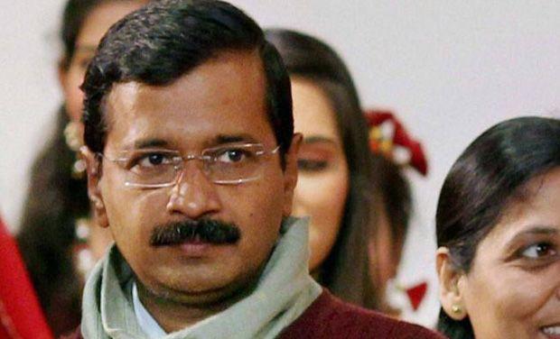 Image result for AAP chief Arvind Kejriwal,