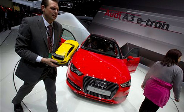 business plan of audi As a foreign business professional, you can get into a new audi today with this exclusive program from audi financial services leave a lasting impression with.