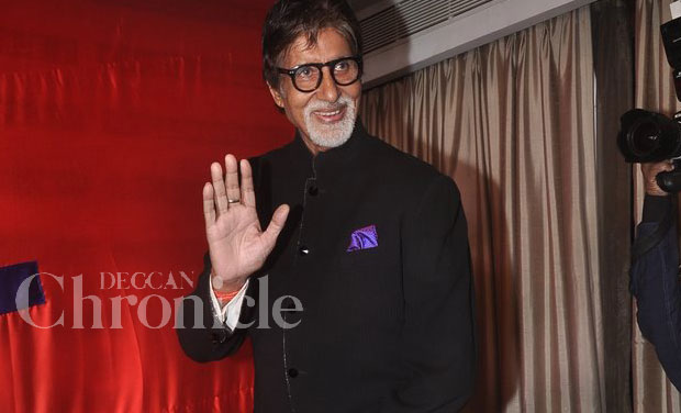 KRK who often takes to his social networking site Twitter to voice his (sometimes unnecessary) opinion, was all praise for Bachchan and made it very clear that he was happy that the megastar accepted his invite.