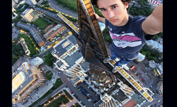 People have reached new heights trying to capture their perfect selfie.