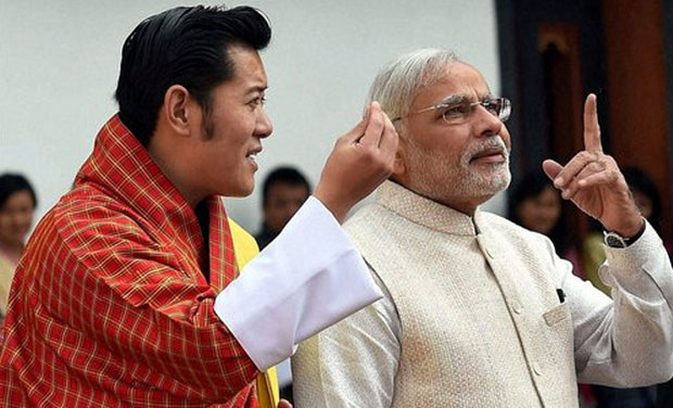 Narendra Modi S First Foreign Visit Bhutan Welcomes Indian Pm