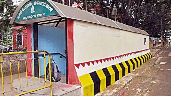 In about 18 months, all the three underpasses at Peenya, Dasarahalli and Nagasandra will be operational