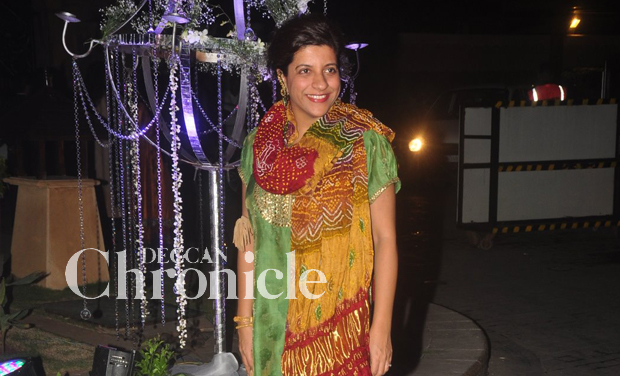 Star Studded Sangeet Ceremony Of Manish Malhotra S Niece