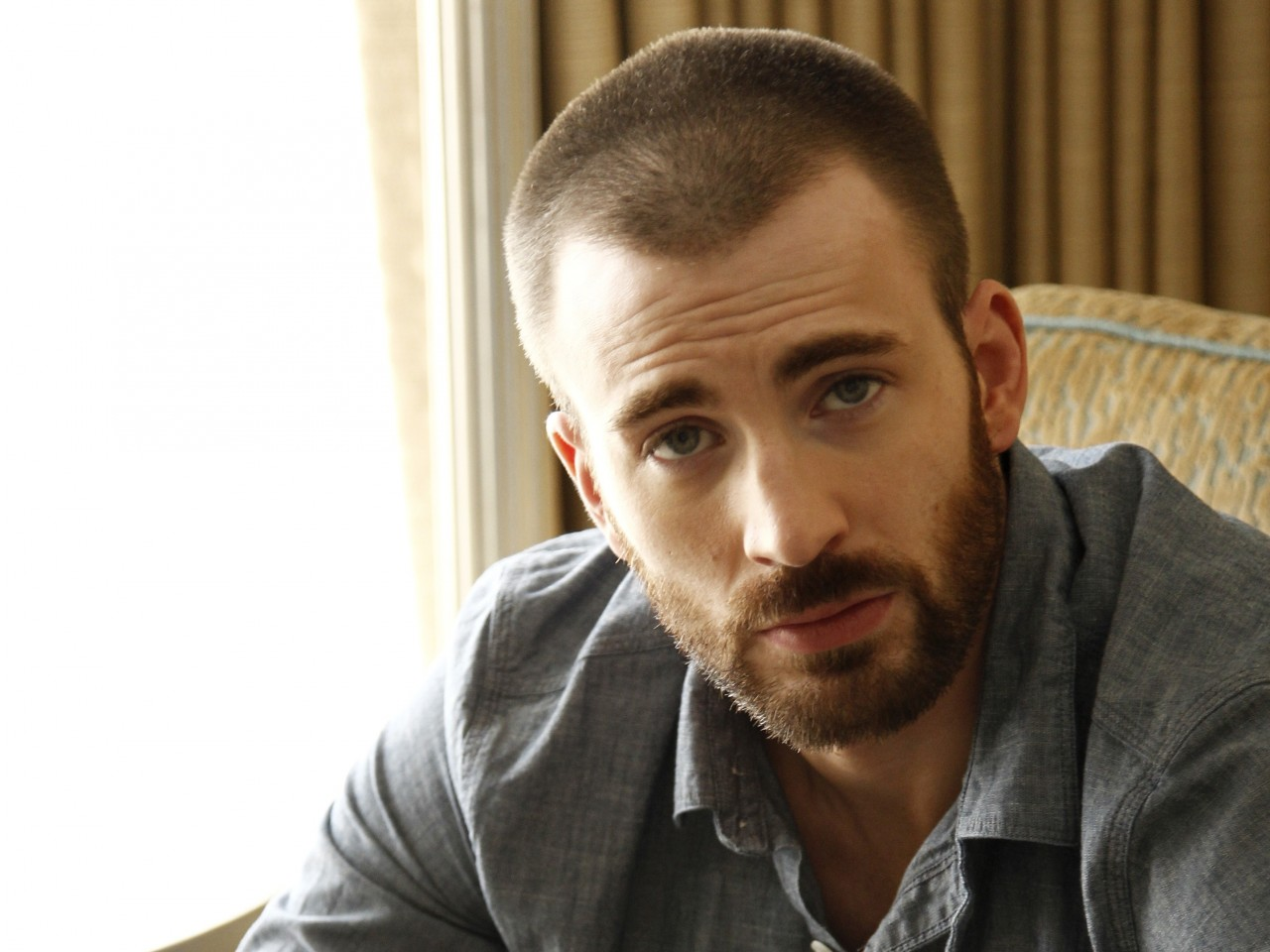 'Captain America' star Chris Evans (Photo-AP)