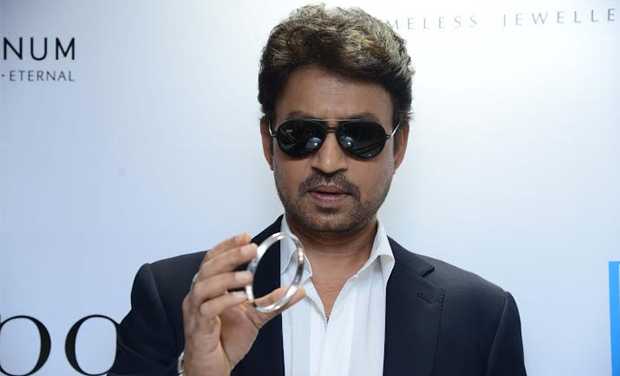 Irrfan Khan In Formals? Yes Or No