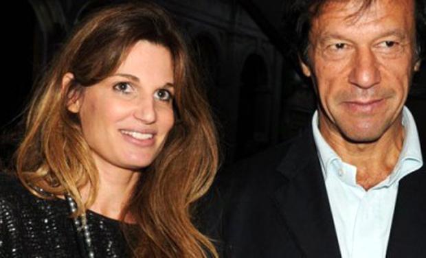 Jemima Defends Imran Khan Against Allegations