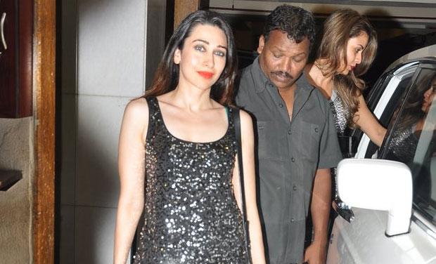 Arjun Kapoor and Karis...