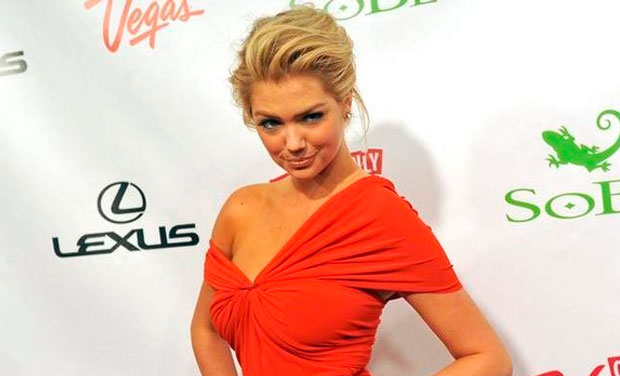 Model/actress Kate Upton. Photo: AP