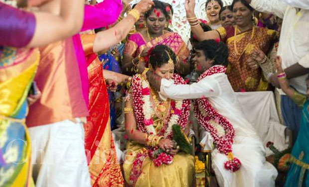 Pictures From Director Atlee And Priya's Intimate Wedding