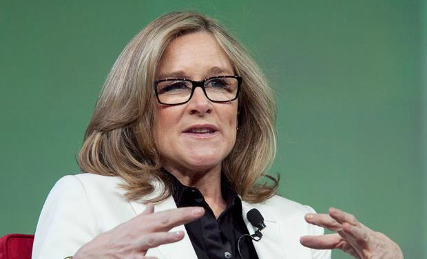 <b>Angela Ahrendts</b> is currently the CEO of Burberry, but has been drafted by Apple to join the company as the head of it's retail division. She is ranked 53rd on the Forbes' list of the World's 100 Most Powerful Women.