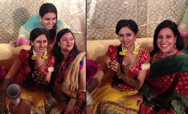 View Sargun Mehta Ravi Dubey S Wedding Photos Book Covers